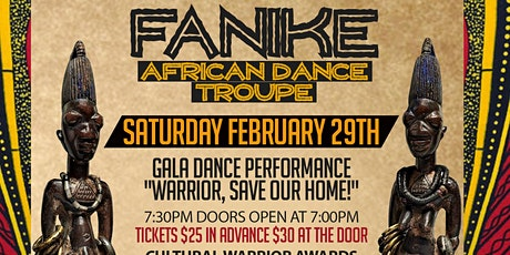 FANIKE! BLACK HISTORY MONTH CULTURAL GALA tickets
