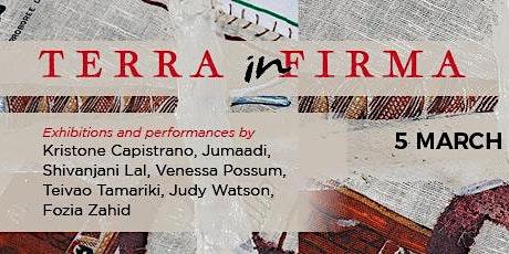 Terra inFirma opening tickets