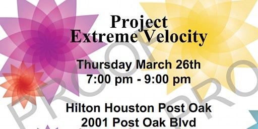Project Extreme Velocity 2020
