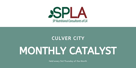 Catalyst Dinner & Training - Culver City tickets