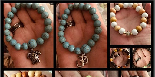 Lava Stone and More Handmade Bracelets Workshop
