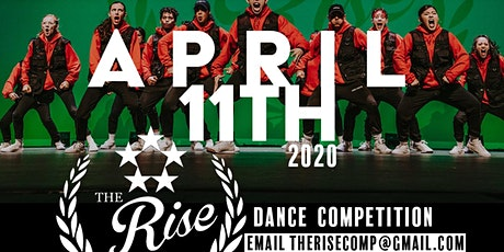 The Rise Dance Competition tickets