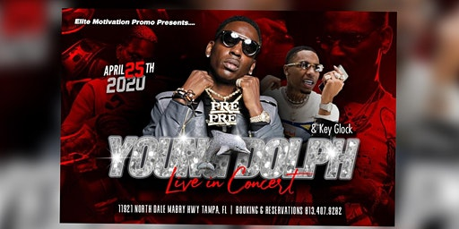Young Dolph and Key Glock Live in Concert