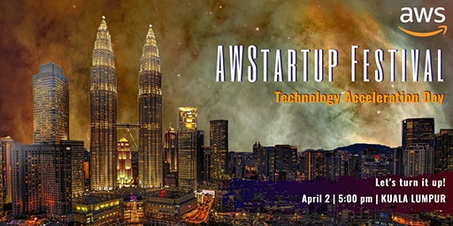 AWStartup Festival - Technology Acceleration Day