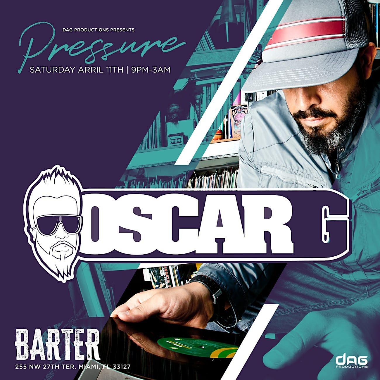 Oscar G at Barter Wynwood