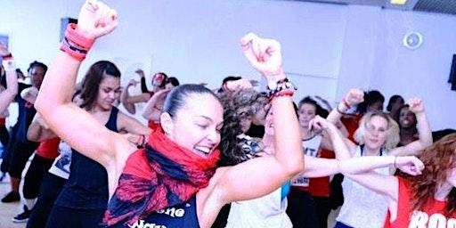 Pop Up Dance Class - Booiaka with Tatiana Tamai