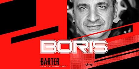 DJ Boris by Pressure Miami tickets