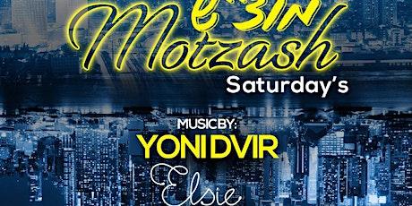Motzash Saturdays TLVxNYC tickets