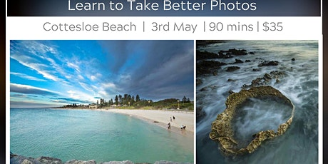 Cottesloe Beach - Learn to Take Better Photos tickets