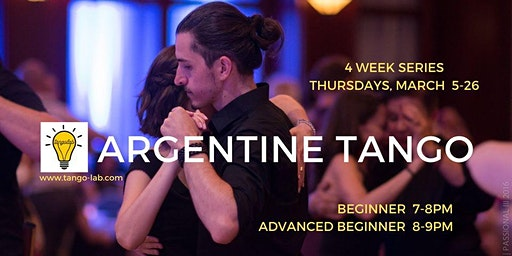 Argentine Tango for Beginners: Discover Connection