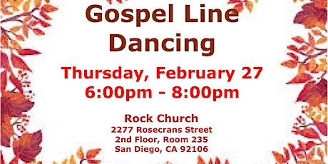 Gospel Line Dancing tickets