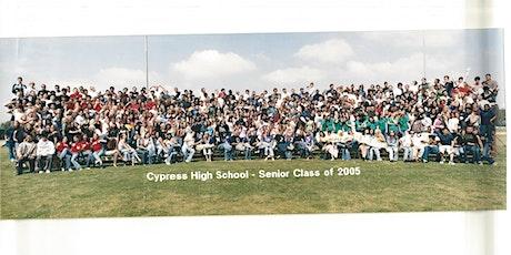 Cypress Centurion - Class of 05 - 15 Year Reunion tickets
