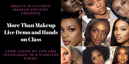 Beauty is Victoria- More Than Makeup