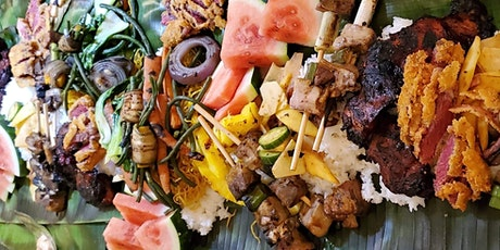 Taste of Japan -Japanese inspired Filipino Kamayan Experience- tickets