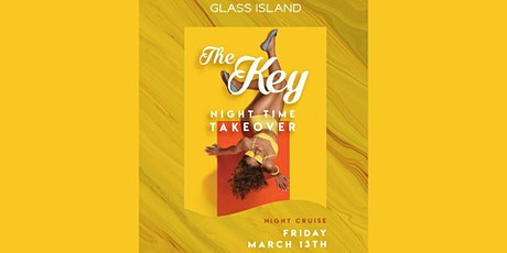 Glass Island - The Key Takeover tickets