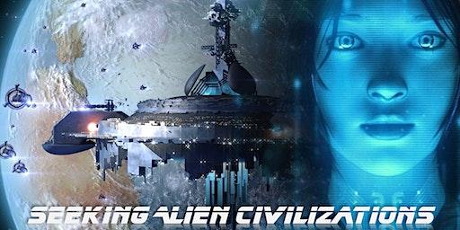 Seeking Alien Civilizations - Science Talk