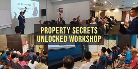 PROPERTY SECRETS UNLOCKED LIVE EVENT tickets