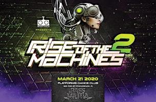 Robot Haus pres. Rise of the Machines 2 ft. Bass Militia (UK)