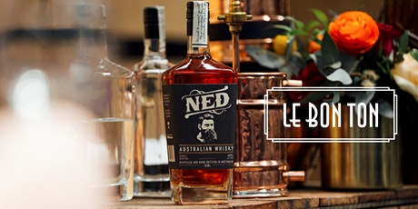 Ned Whisky and Cola BBQ with  Le Bon Ton tickets