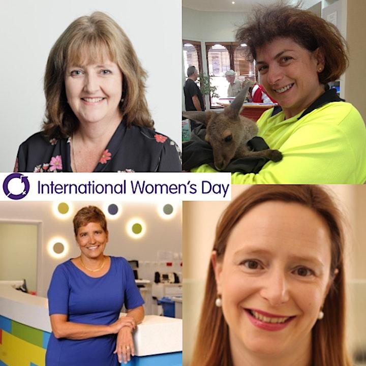 International Women's Day breakfast:  Celebrating success in medicine image