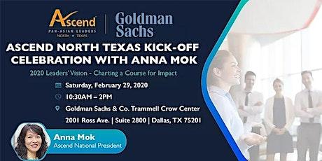 Ascend North Texas Kick-off Celebration with Anna Mok tickets