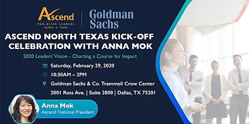 Ascend North Texas Kick-off Celebration with Anna Mok