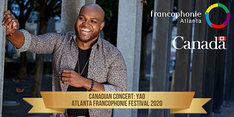 Canadian Music Night: Concert by Yao tickets