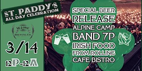 St. Paddy's Day Celebration tickets