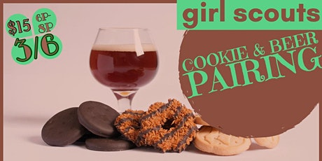 Girl Scout Cookie & Beer Pairing tickets