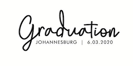 Metro Minds Johannesburg Graduation tickets