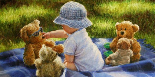 """Teddy Bears Picnic"" -  Fun for children 0-5 years  (Hervey Bay)"