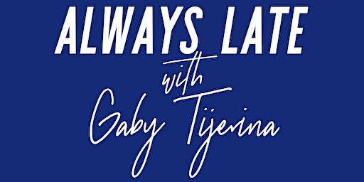 The Latest with Gaby Tijerina