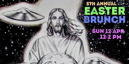 Easter Sunday Brunch Shenanigans