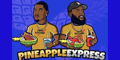Pineapple Express Food Truck GrandOpening tickets
