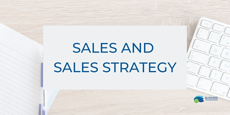 Sales and Sales Strategy tickets