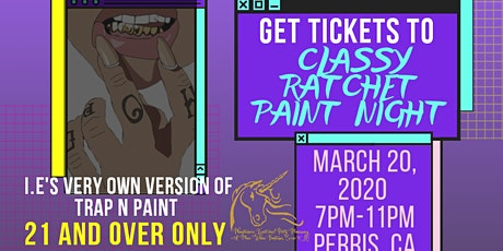 Classy Ratchet Paint Party tickets