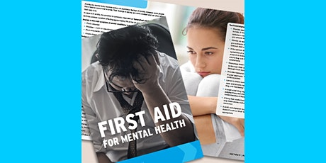 First Aid for Mental Health tickets