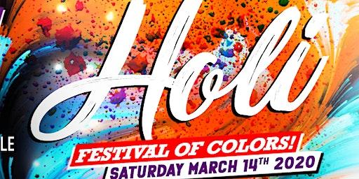 BollyGrooves presents Holi