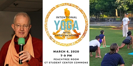 Intentional Yoga with American Monks tickets