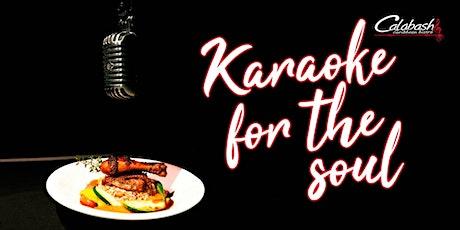 Karaoke for the Soul tickets