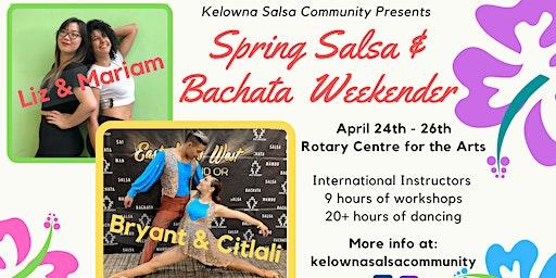 Spring Salsa & Bachata Weekender