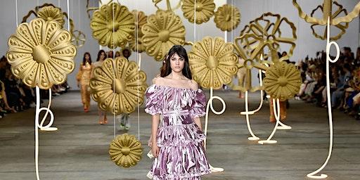 Alice McCall Runway at Mercedes-Benz Fashion Week Australia