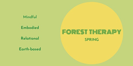 Forest therapy - Spring tickets