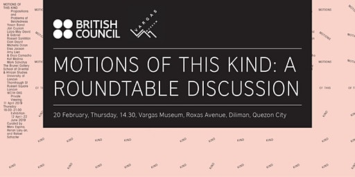 Motions of this Kind: A roundtable discussion