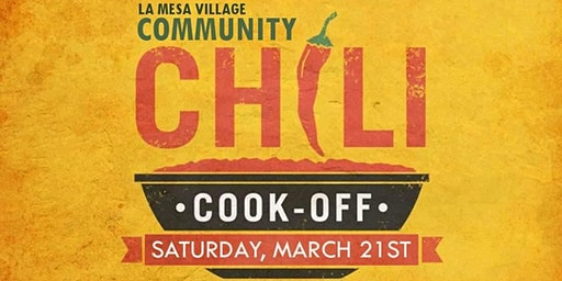 La Mesa Village Community Chili Cook-off