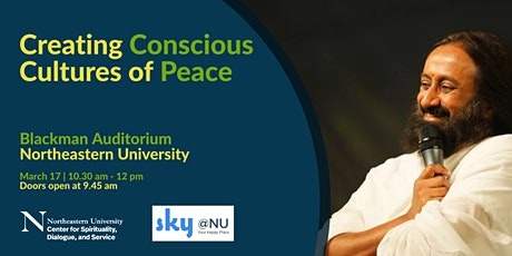 Creating Conscious Cultures of Peace tickets