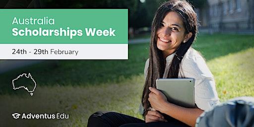 Australia Scholarships Week