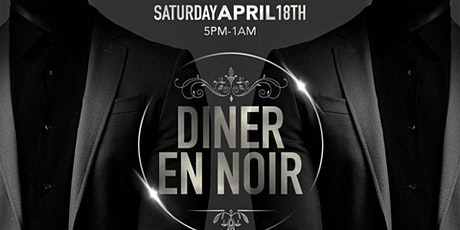 Diner en Noir [Dinner + Party] at Nylo Hotel Plano tickets