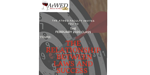 AtWED(About to Wed) February Class