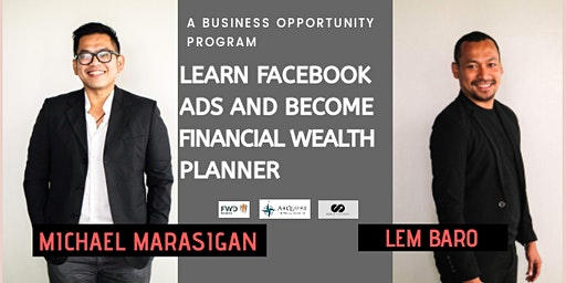 Learn Facebook Ads and Become Financial Wealth Planner